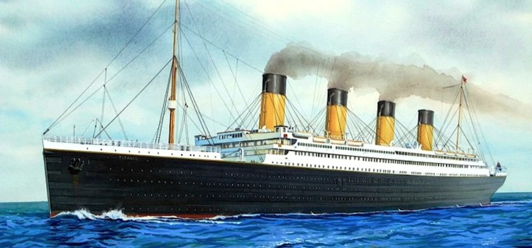 A Titanic Event, A Night to Remember