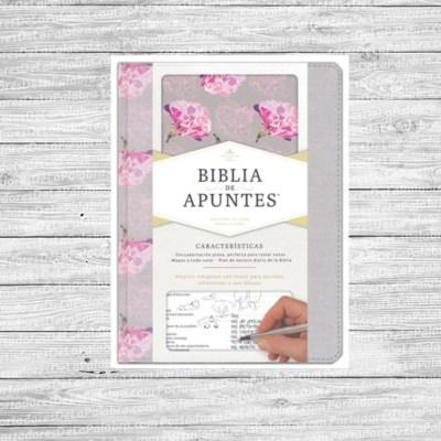 portadoresdelapalabra_eLibreria_Biblia_de_Apuntes_floreada_1960