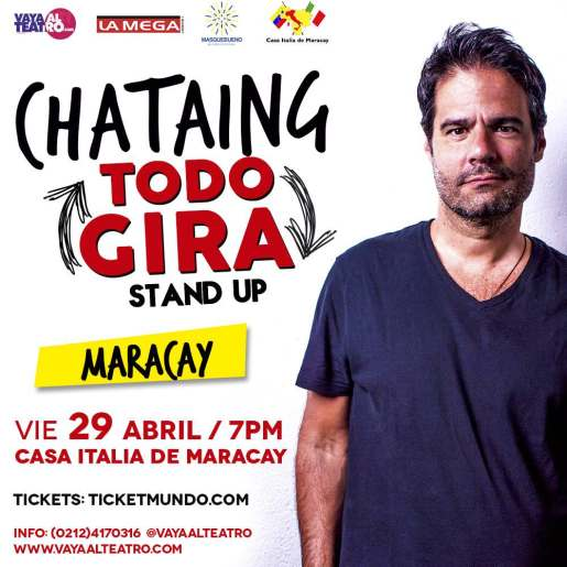 TODO GIRA MARACAY