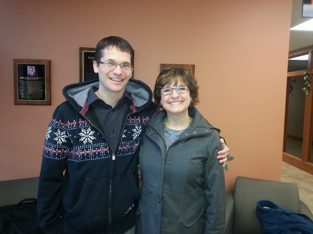 Kyle Little & Nancy Ziegler