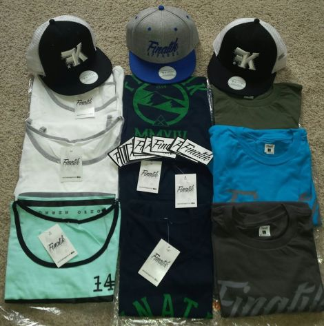 Looking for a reason to come to the 2015 Levee cruise? Finatik Apparel just gave you a few. This year we will have raffles, giveaways also a scavenger hunt. #Finatik Portage, Wisconsin @portagesk8park