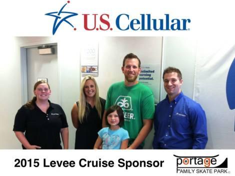 US Cellular Portage $75 sponsor.