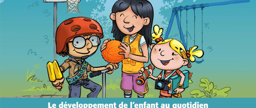 Tableaux De Developpement De L Enfant Au Quotidien Portaileduc