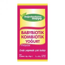 Doğadanbizim Maya Babybiotik Kombiotik Yoğurt Mayası (1 Kutu)
