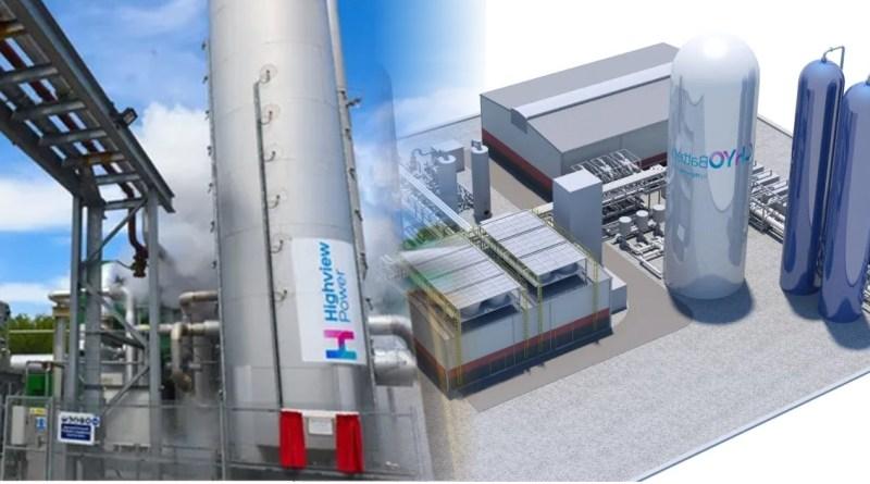 , El Reino Unido tendrá la batería de aire líquido más grande del mundo