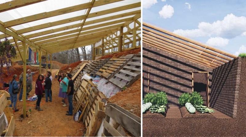 , Cómo construir Walipinis: Invernaderos semienterrados para cosechar alimentos en climas extremos