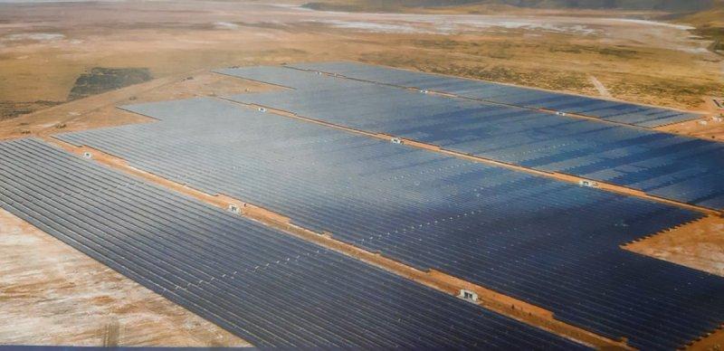 , Se expande la planta solar más alta del mundo en Bolivia