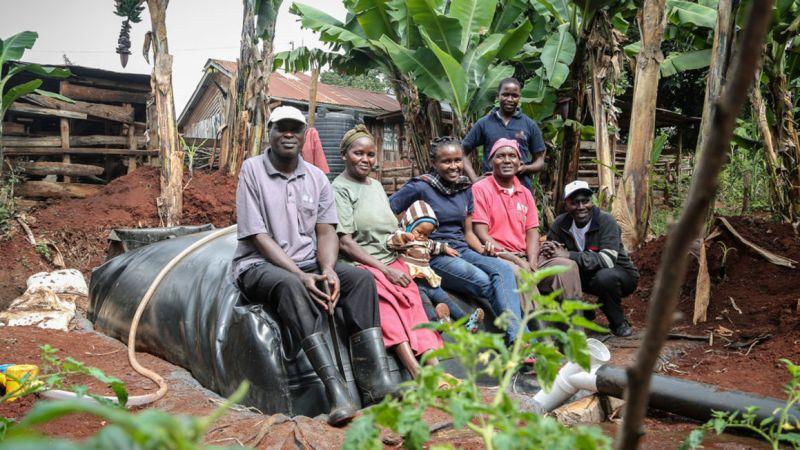 , Joven creó biodigestor que convierte desechos de animales en energía limpia y renovable