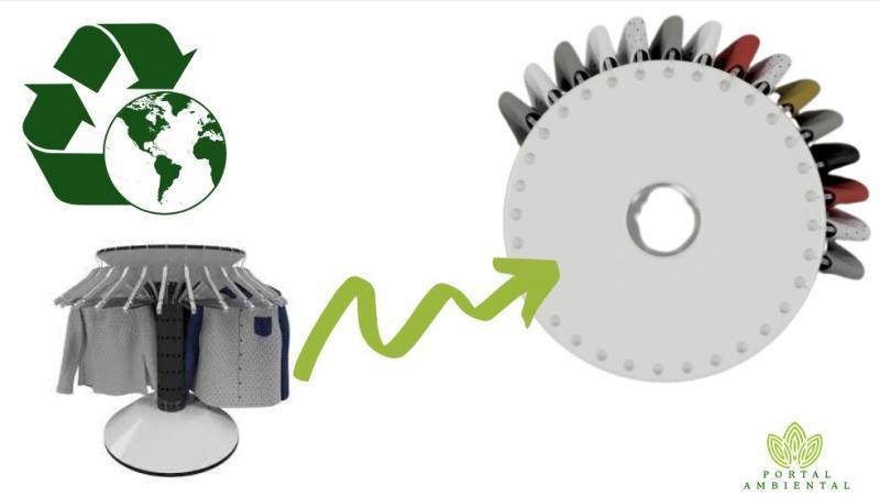 , Joven inventó una secadora de ropa que ahorra 60% de electricidad