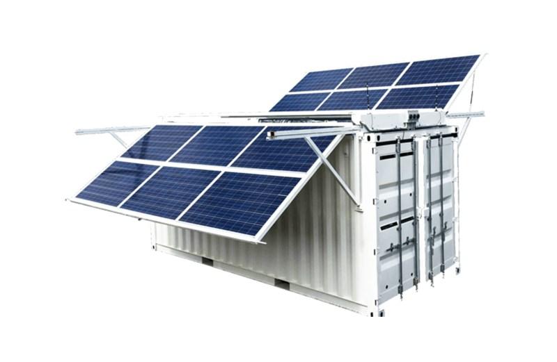 , Joven creó un refrigerador solar para que los agricultores no pierdan sus cosechas