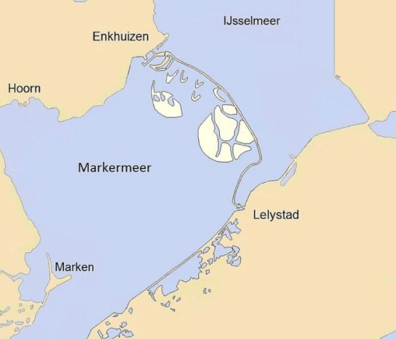 , En Holanda se construyeron 5 islas artificiales para alojar y proteger miles de especies
