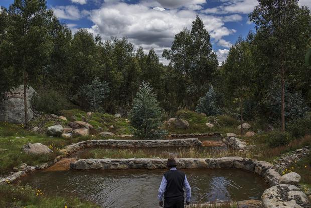 , Comunidad campesina logró curar su rio de metales pesados y es finalista a premio mundial