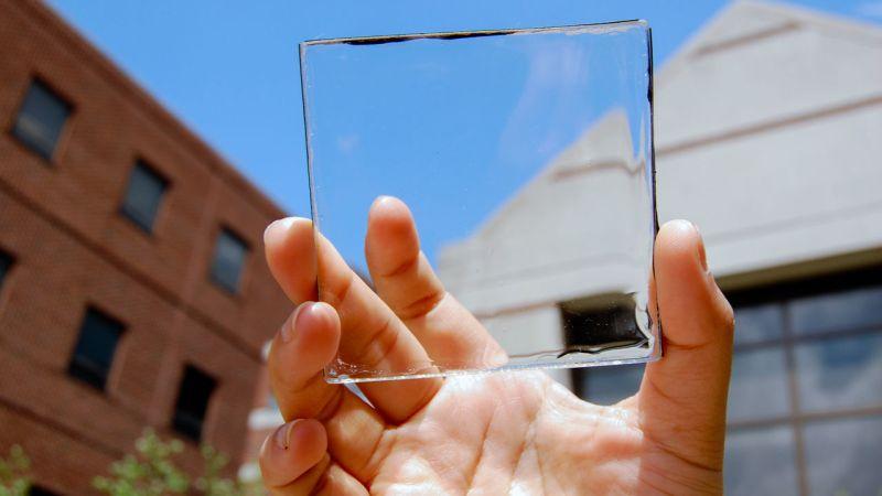 , Las ventanas solares pueden convertir todos los edificios del mundo en energía renovable