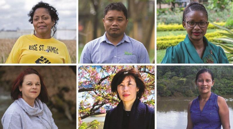 , Conoce las historias de los ganadores del Premio Nobel de Ecologia 2021 por defender la vida