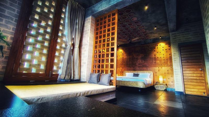 , Este hotel completamente ecológico cosecha lluvia, tiene aire acondicionado cero costo y funciona con el sol