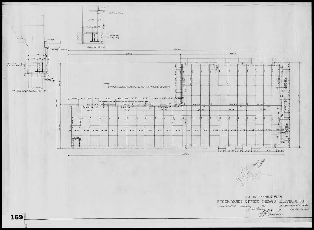 hight resolution of chicago telephone company stockyards exchange