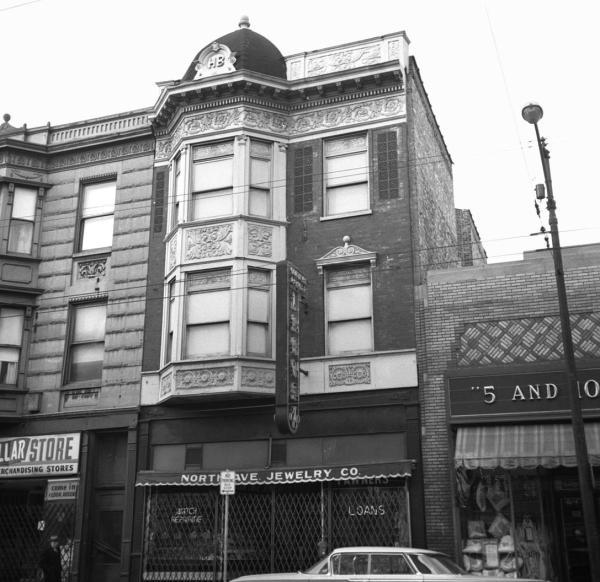 Ecc Braunstein Herman Building