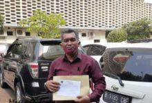 Photo of Tidak Puas Jawaban Ketua KPU Indramayu, Ahmad Toni Fatoni Dilaporkan Koalisi Pers ke DKPP