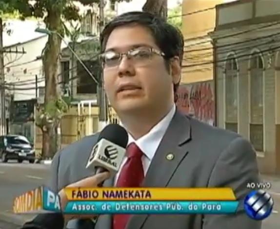 Entrevista ao Vivo – Bom Dia Pará – Déficit de Defensores Públicos no Pará