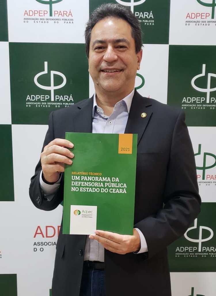 ADPEP recebe a publicação da Associação das Defensoras e dos Defensores Públicos do Estado do Ceará – ADPEC