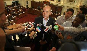"""Presidente de """"Megacomisión"""", Sergio Tejada. ANDINA/archivo"""