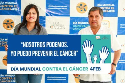Resultado de imagen para Perú reporta 60,000 nuevos casos de cáncer al año