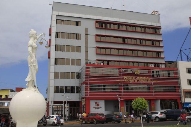 Corte Superior del Santa fue uno de los distritos judiciales que eligió a su nuevo presidente. ANDINA/Difusión