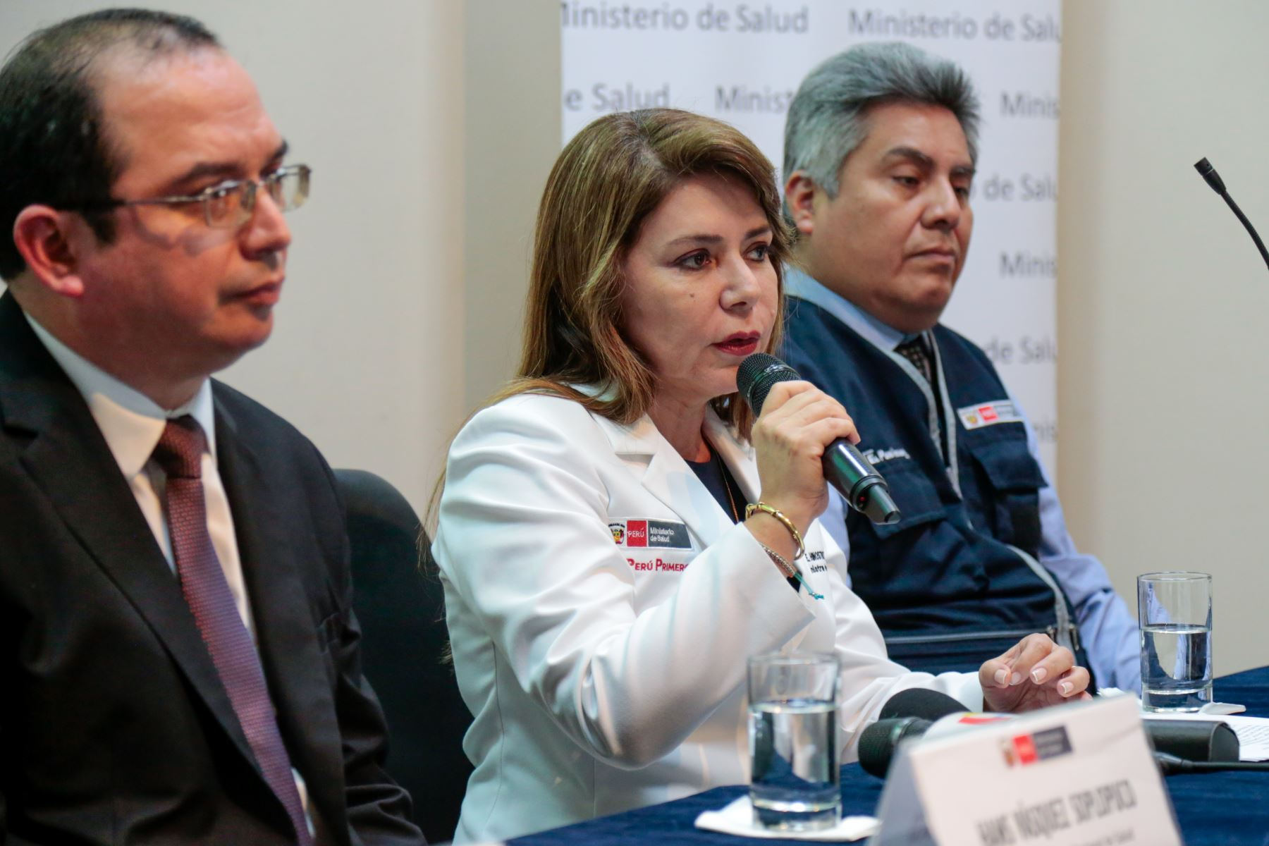 Peru has detection and biosecurity supplies against Coronavirus ...
