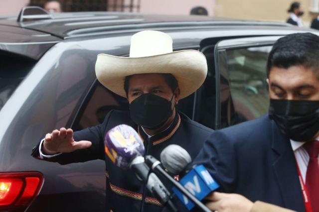 Presidente Pedro Castillo recibirá mañana vacuna contra el covid-19    Noticias   Agencia Peruana de Noticias Andina
