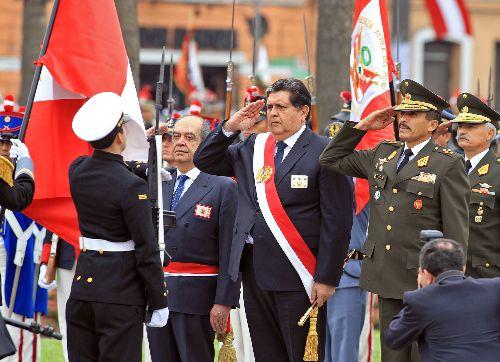 Alan García Pérez