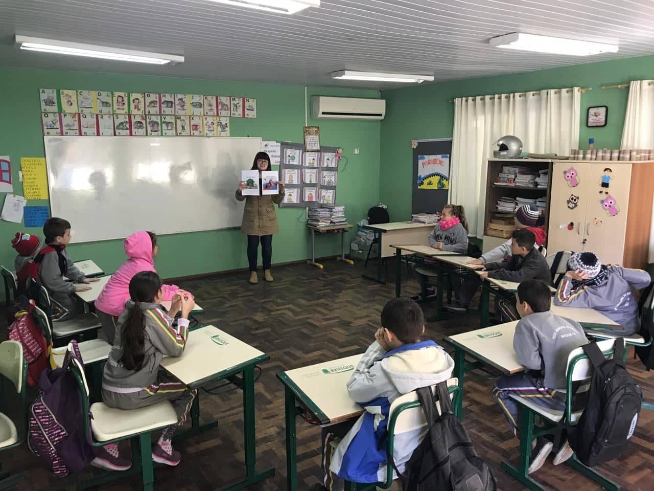"Projeto da Defesa Civil ""Educar para Prevenir"" entra na fase final"