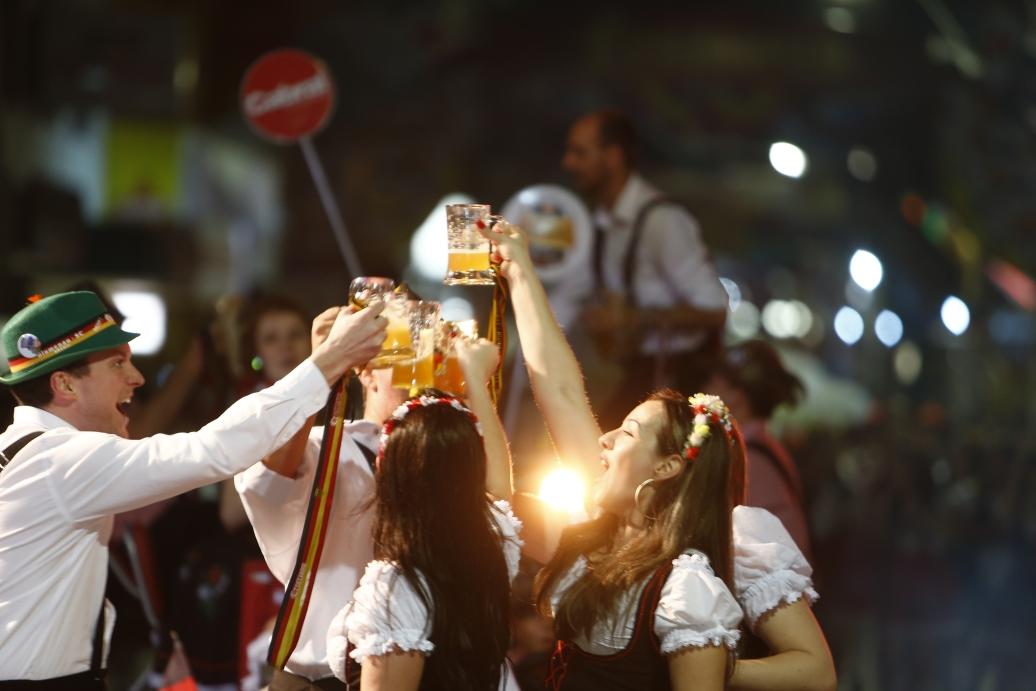 Falta um mês para a Festa mais gostosa do Brasil