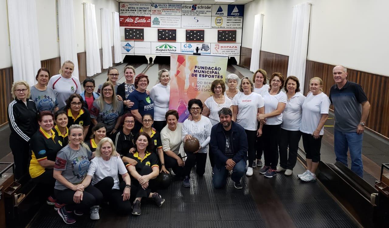 Prefeitura promove Campeonato de Bolão Feminino