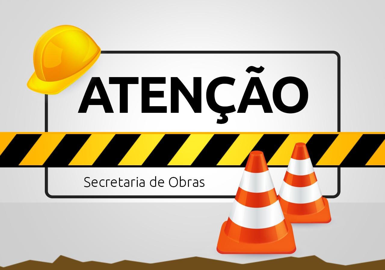 Rua Fernando Dallago vai ser interditada para obras em ponte