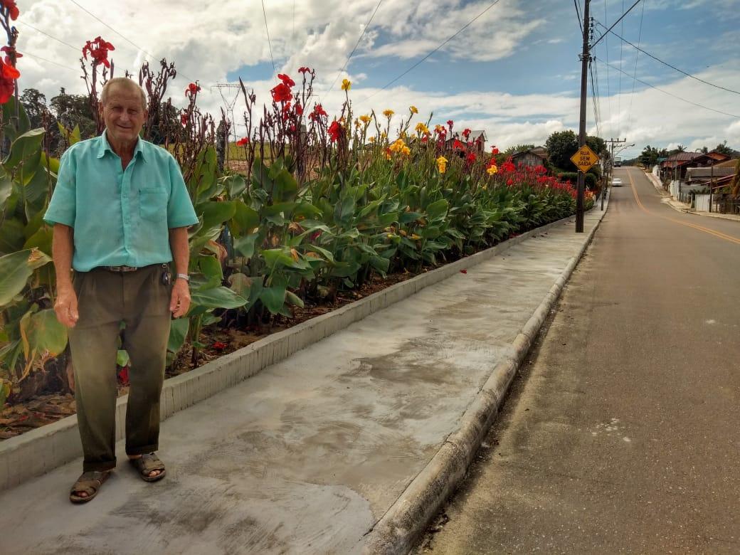 Cidadão das flores