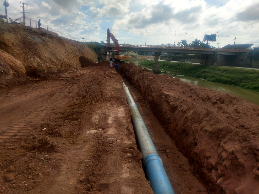 Samae informa falta de água em alguns bairros nesta quinta-feira (9)