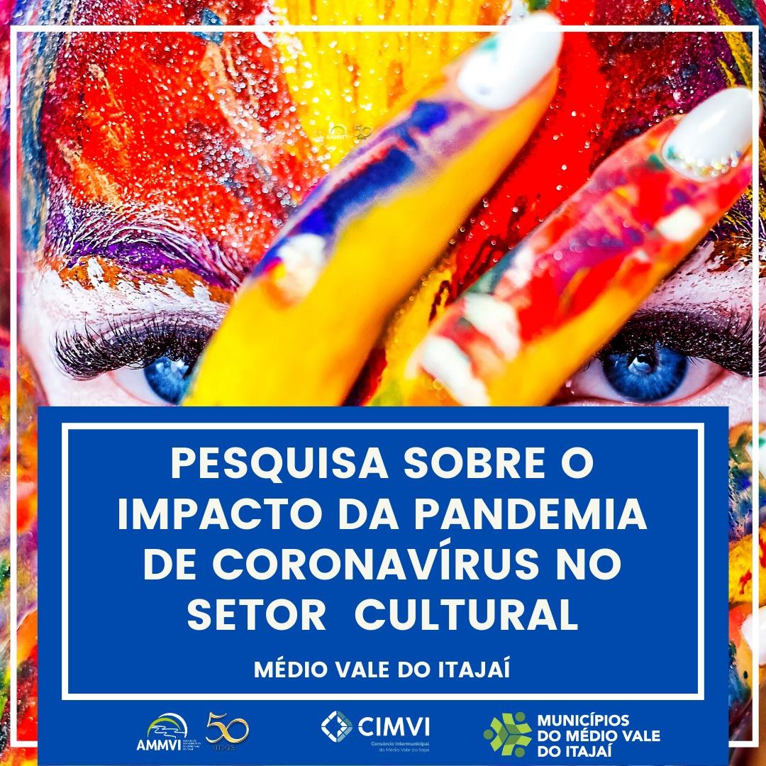 Questionário busca compreender impactos da pandemia no setor cultural