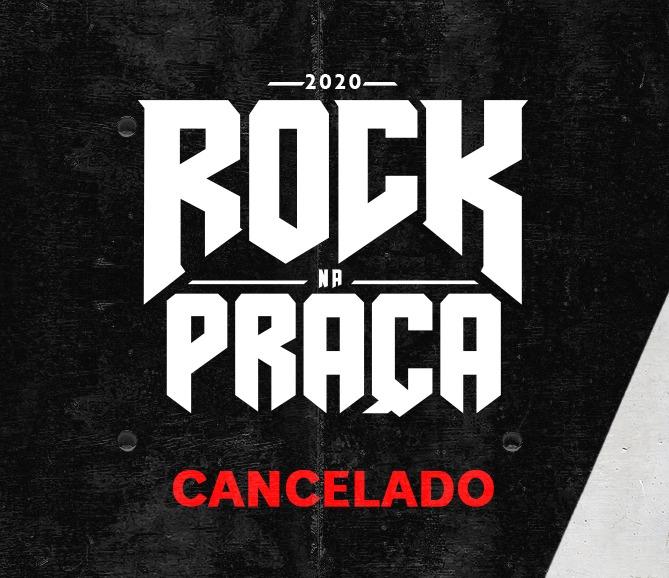 20º Rock na Praça é cancelado