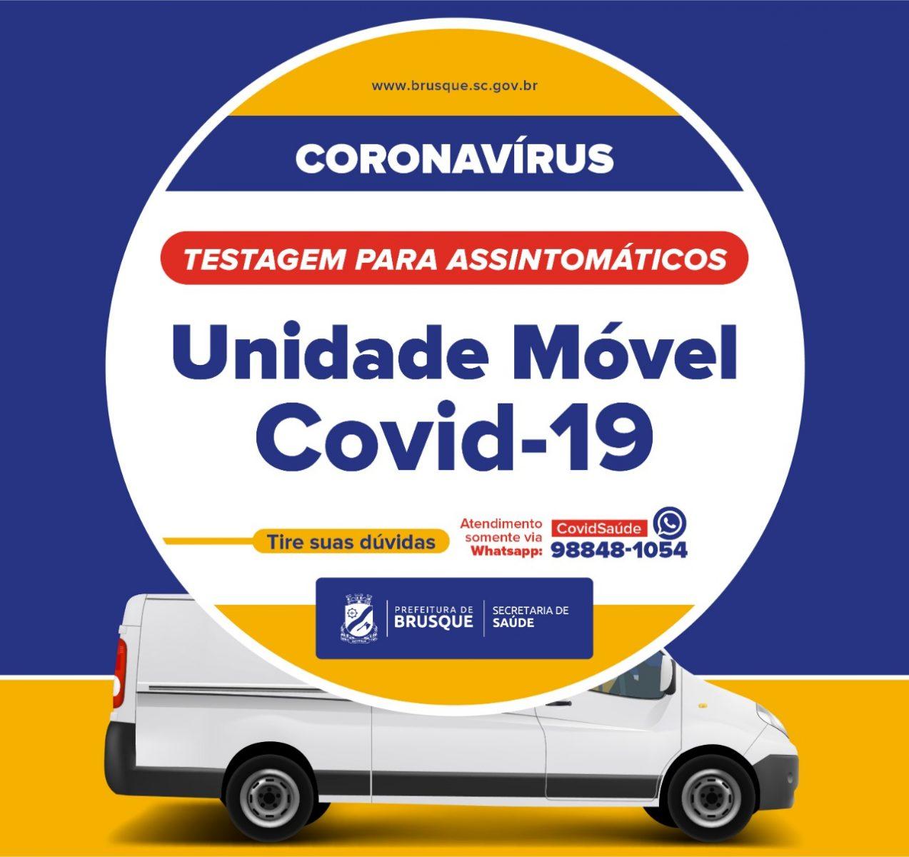 Covid-19: Secretaria de Saúde inicia testes-rápidos em massa