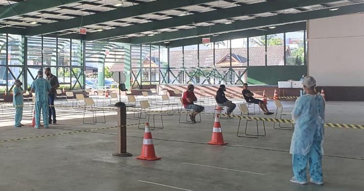 Centro de Triagem estará fechado na sexta-feira (23)