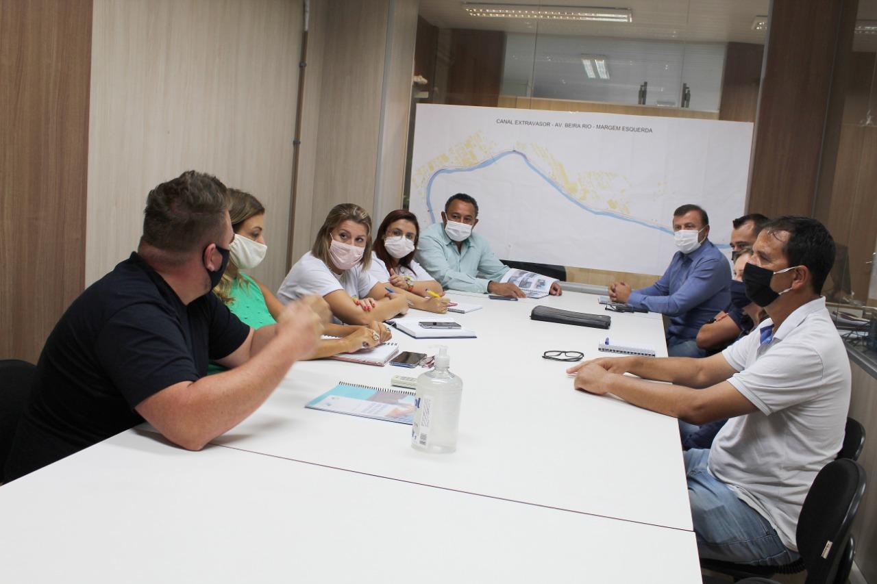 Ibplan participa de reunião com entidades da construção civil