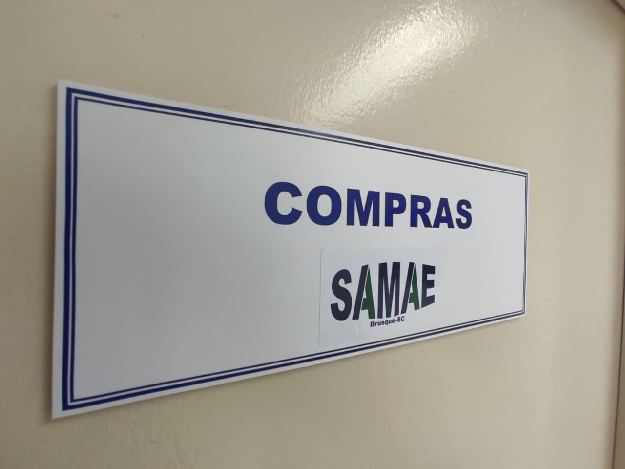 Ações internas visam dar maior transparência às publicações do Samae