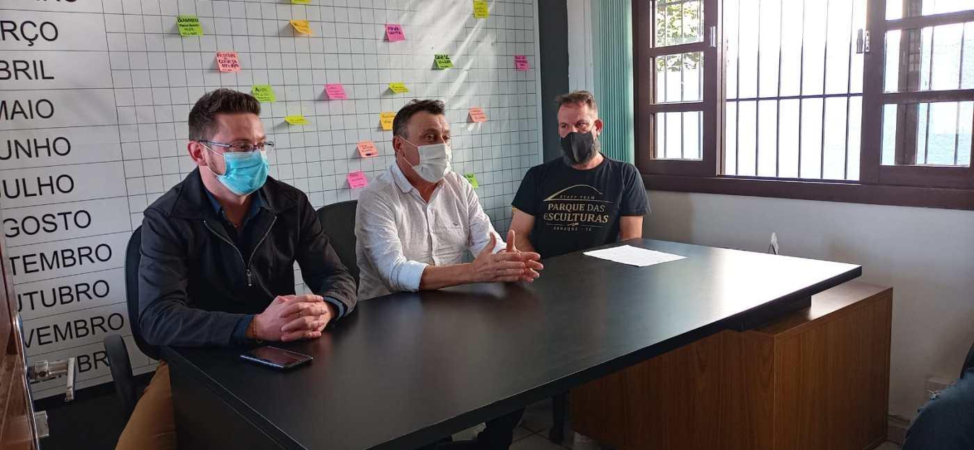 Prefeitura de Brusque anuncia cancelamento da Fenarreco