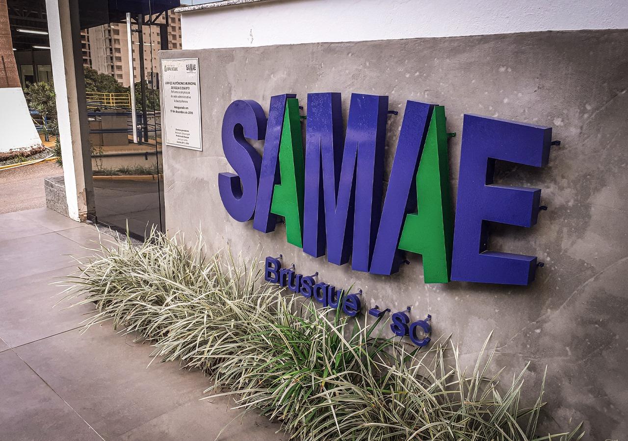 Samae atua em rompimento de rede no Limeira