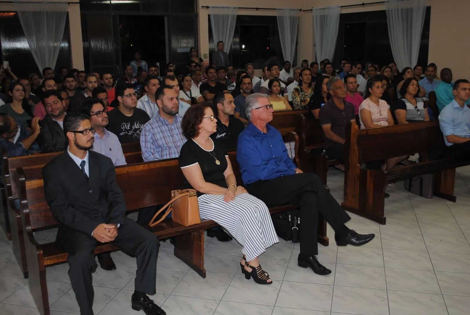 Aula inaugural da FABAD