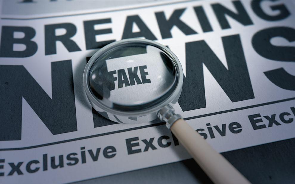 Resultado de imagem para FGV fake news