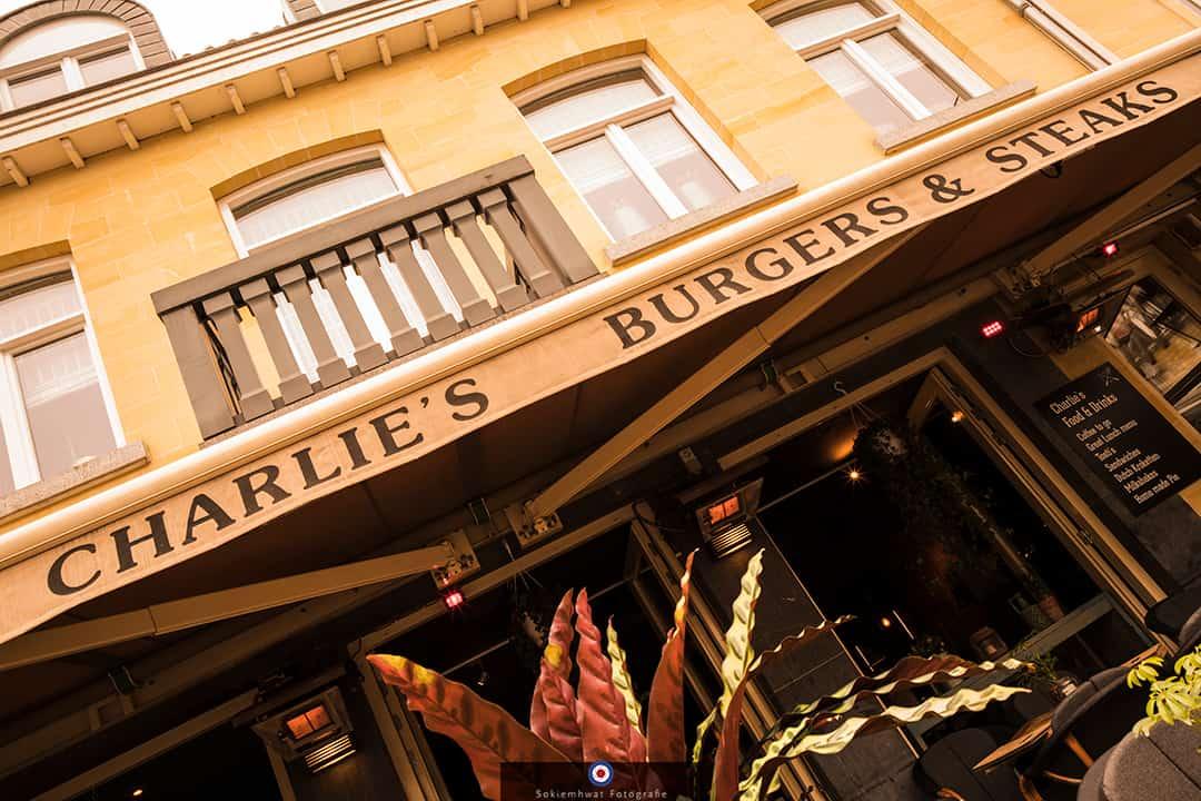 Charlie's Burgers & Steaks