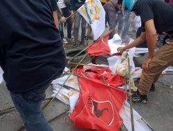 Jelang Pembukaan Munas Kadin, Panitia Sesalkan Adanya Insiden Pembakaran Bendera Kadin & PDIP