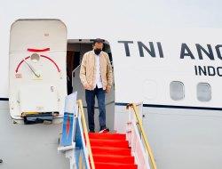 Buka Munas Kadin di Kendari, Presiden Jokowi Didampingi Tiga Menteri