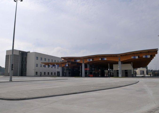 Пункт перетину кордону Грушів - Будомєж